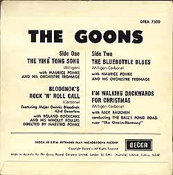 The Goons Unchained Melodies